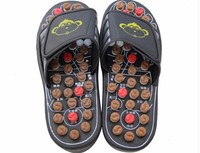 Foot Massage Slippers Point Massage Shoes Foot Health Massage Slippers Men S And Women S Household
