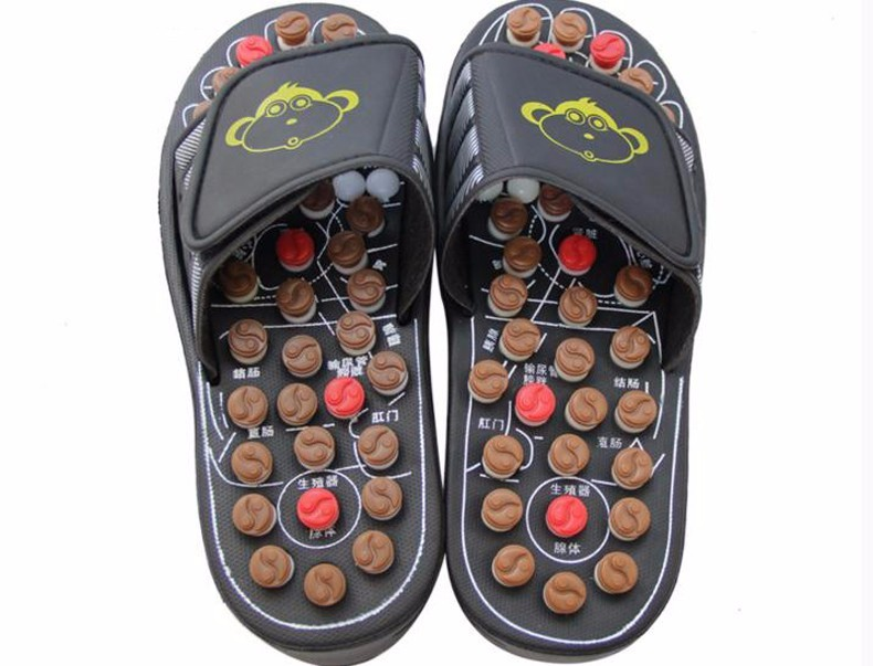 Foot massage slippers point massage shoes,Foot health massage slippers Men's and women's household cool slippers/tb20906/1 ogonna anaekwe and uzochukwu amakom health expenditure health outcomes and economic development