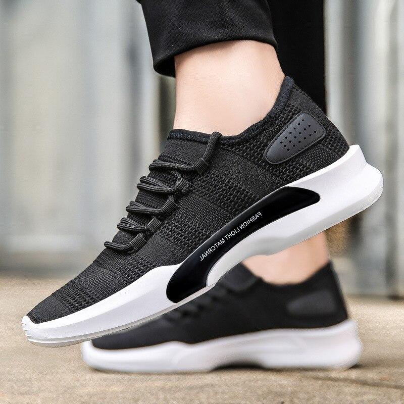 MILANAO Baskets homme 2019 Printemps Nouveaux Hommes Chaussures De Sport Respirant décontracté Footweaer Chaussures Hommes
