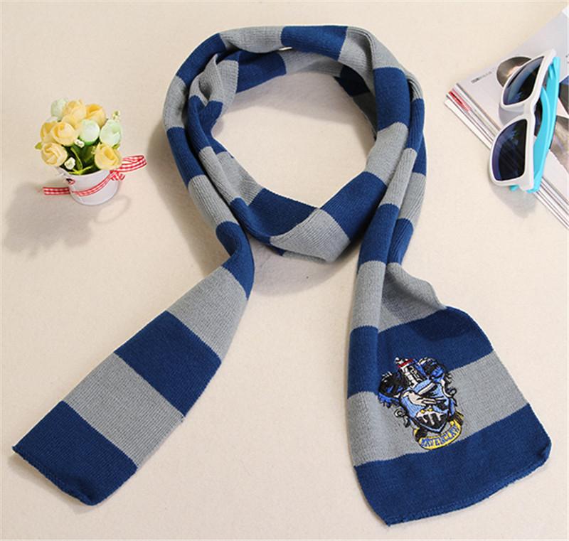 харри шарф косплэй костюм гриффиндор слизерин рейвенкло хаффлпафф хлопок поттер шарф для для женщин/для мужчин/девочка/мальчик украшения