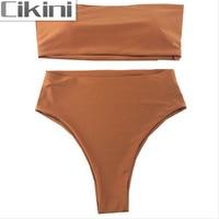 Bikini Set 2017 Summer Swimwear Biquini Women Sexy Beach Swimsuit Bathing Suit Push Up Brazilian Bikini