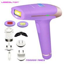 700000 Pulsa Hair Removal Foton IPL Laser Epilator Wanita Depilador LCD display Laser Permanen Peremajaan Kulit Hair Removal
