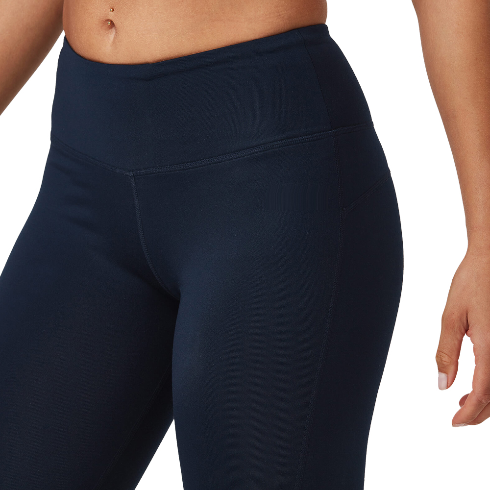 Vutru Women Yoga Pants Sports Gym Tights Black Navy Red