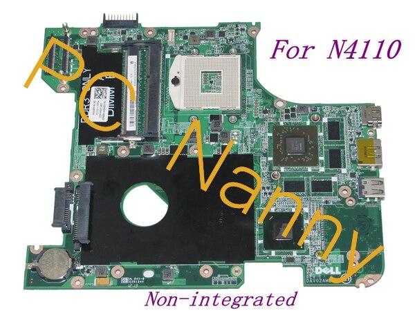 ORIGINAL For DELL INSPIRON 14R N4110 MOTHERBOARD AMD Graphics HM67 0FR3M 00FR3M DAV02AMB8F1