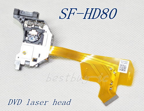 SF-HD80 / SFHD80 HD80  plastic Optical pickup for Car audio system laser head
