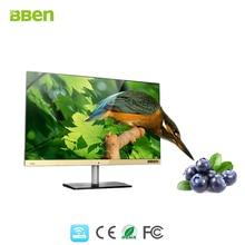 Bben B6 все-в-одном ПК Окна 10 Intel Haswell i5 core Процессор Оперативная память 8 г SSD 128 г HDD 500 г FHD 1920*1080 23.8 дюймовый настольный компьютер