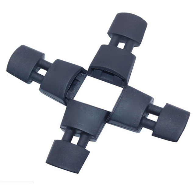 Rubber Landing Gear Height Extender Leg Protector For Parrot BEBOP 2 FPV HD Video Drone Rubber Foot Pad Damping Shock Absorption
