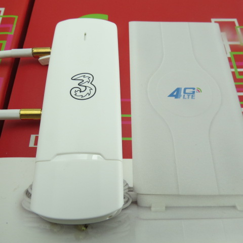 Unlock 4g universal modem USB Dongle Huawei E3272s-153 LTE 4G USB Modem+4G crc9 49DBI Dual Antenna
