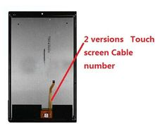 New For Lenovo Yoga Tab 3 Pro 10.1 YT3-X90L YT3-X90F YT3-X90X X90 Touch Screen Digitizer+LCD Display Assembly Parts Free Tools