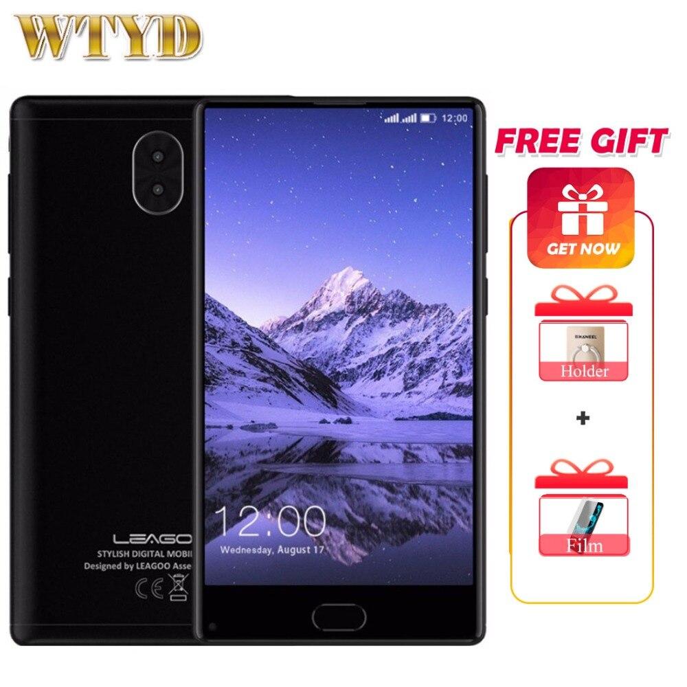 LEAGOO KIICAA MIX 5 5 Full Screen Android7 0 MTK6750T Octa Core Smartphone 3GB RAM 32GB