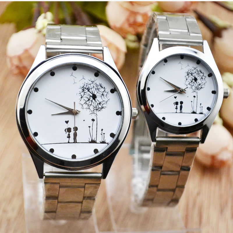 JHLG new fashions, fashion, super thin gift watches, male and female lovers watch electronic quartz watch wholesale(China)