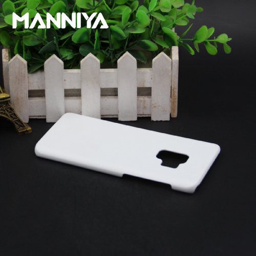 MANNIYA サムスンギャラクシー S9/S9 + 3D 昇華電話ケース送料無料! 100 ピース/ロット  グループ上の 携帯電話 & 電気通信 からの ハーフラップケース の中 2