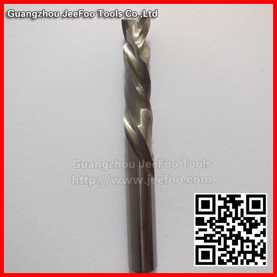 6*22 Engraving Tungsten Carbide Tools Up and Down Cut Two Spiral Flute Bits A 6 32 super solid carbide one flute spiral bits for cnc engraving machine aaa series