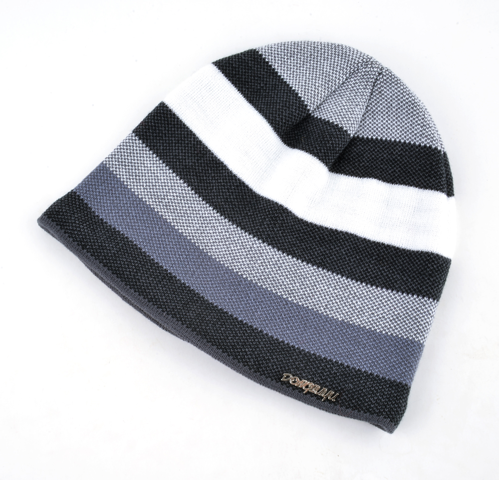 3b35757b 2018 Men's Skullies Hat Bonnet Winter Beanie Knitted Wool Hat Plus ...