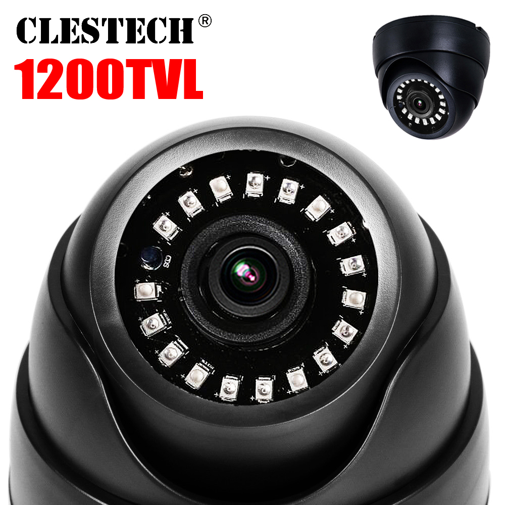 Waterproof 22 LED Security Camera CMOS 1200TVL CCTV Outdoor Night Vision Camera