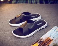 2018 Summer Casual Sandals Men Lightweight Beach Shoes Outdoor Sandals Hot Sale Free Shipping 006