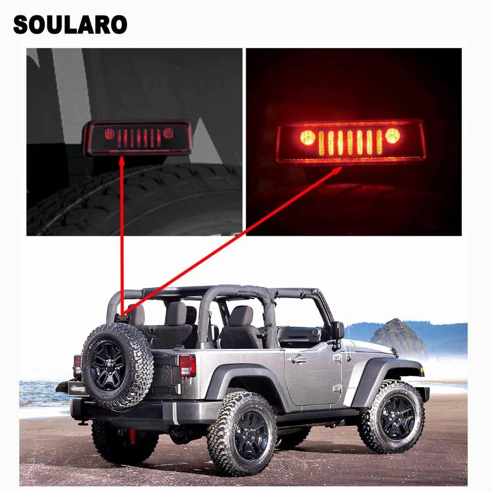 2017 Jeep Wrangler Unlimited Accessories >> Detail Feedback Questions About For Jeep Wrangler Jk Jku