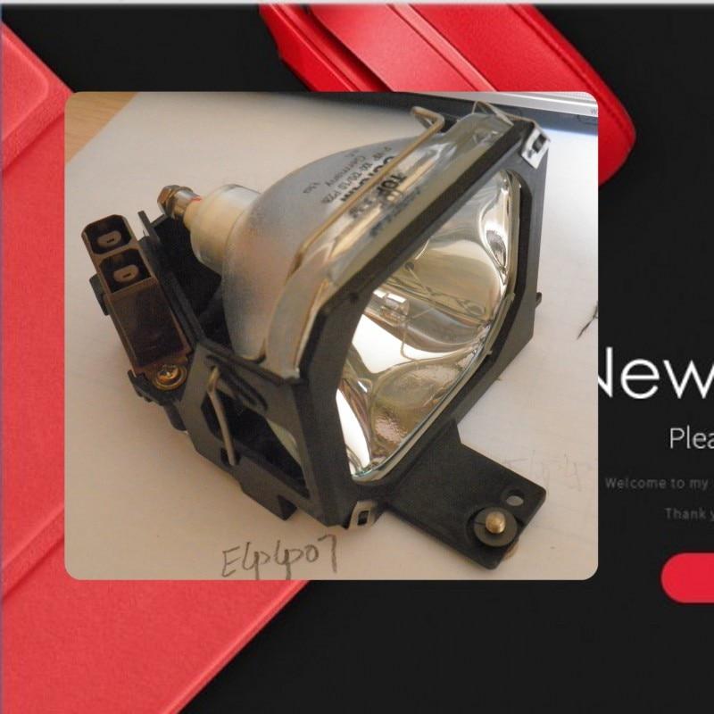 Free Shipping Original Projector Lamp ELPLP06 / V13H010L06 For EPSON EMP-5500 / EMP-7500 / PowerLite 5500C / PowerLite 7500c free shipping elplp38 projector bare lamp bulb for epson powerlite 1700c powerlite 1705c powerlite 1710c powerlite 1715c