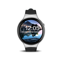 Original I4 Bluetooth Smart Watch Android 5.1 OS MTK6580 3G WIFI GPS Heart Rate Smartwatch Support SIM card Voice Control