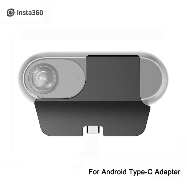 Original Insta360 One Type-C Android Adapter for Samsung Huawei Smart Phone Connect Insta 360 One VR Sport Camera Type C Adapter