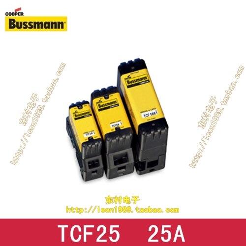 [SA]United States BUSSMANN fuse TCF25 TCF 20 TCF 17-1 / 2 TCF 15 TCF 10 600V