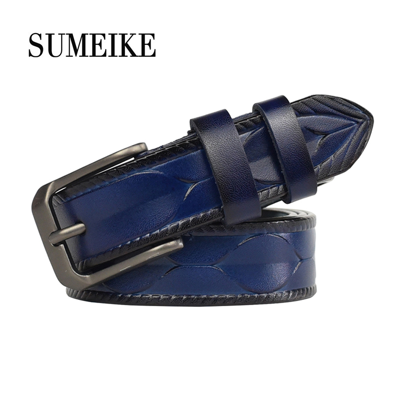 Genuine Leather Belt For Womens