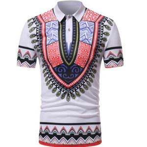 Image 3 - new mens casual 3D printed shirt with short sleeves
