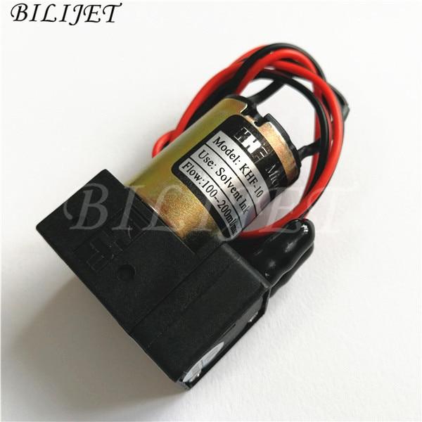 5pcs KHF 10 small ink pump Large format solvent printer Liyu Myjet Infinity Allwin Xuli Zhongye