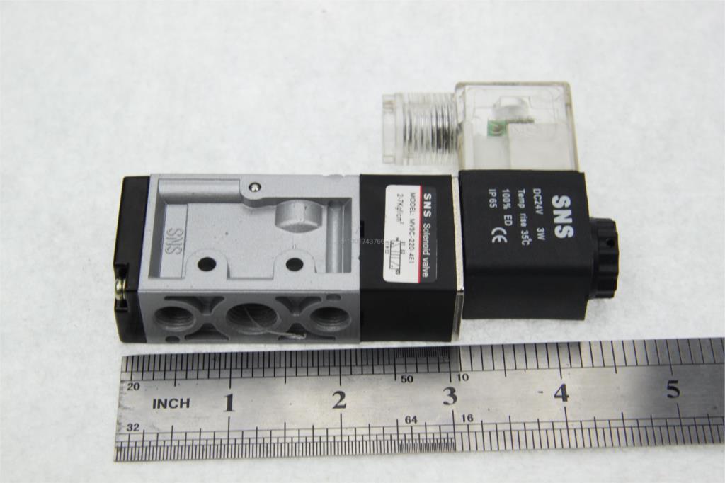 MVSC-220-4E1 1/4PT DC24V 5Port  2 Pos Solenoid magnetically air pneumatic valve 5Port  2 Pos Mindman type электросамокат ezip e 4 5