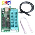 1 Unidades PIC K150 ICSP Programador Programación Automática del USB Desarrollar Microcontrolador + ICSP USB cable # D035