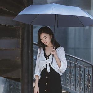Image 2 - Youpin كبيرة ومريحة لجميع الأغراض مصباح مظلة ومظلة المحمولة عززت مظلة الشمس حماية UPF40 + المضادة للأشعة فوق البنفسجية