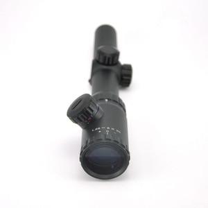 Visionking 1,25-5x26 охотничий прицел подходит для For.223 AR15 M16 Трехконтактный прицел для охоты прицел снайперской винтовки