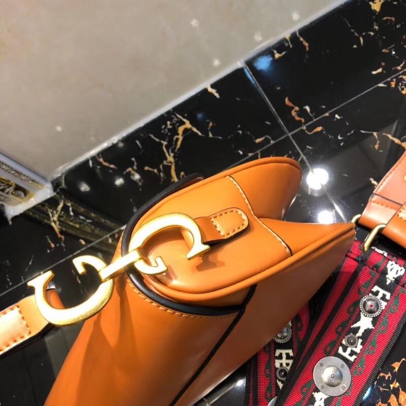 18 Women Bag Brand S Design Real Cow Leather Soft Geometric Handbag for Woman Shoulder bags with Long Strap Sac Bolsas 4