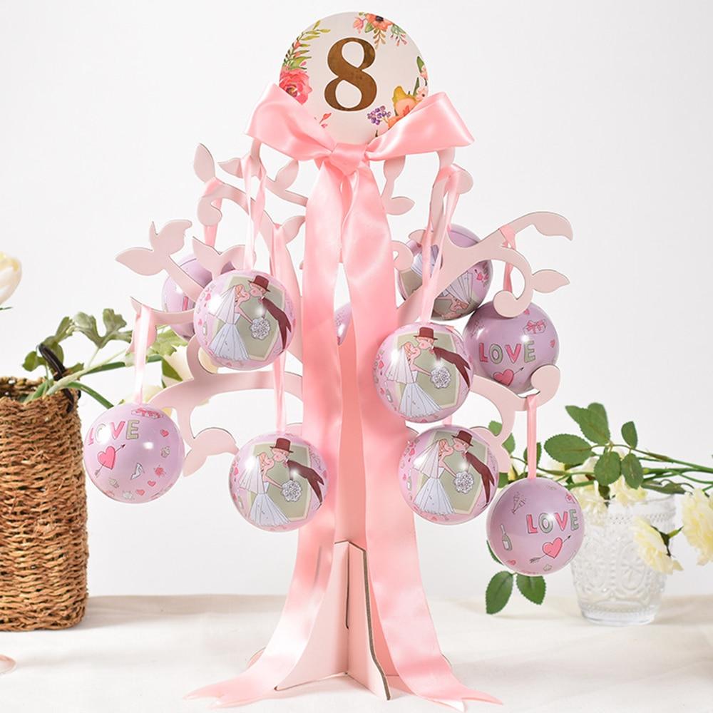 20PCS Sweet Mini Love House Wedding Candy Boxes Chocolate Gift Box ...