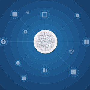 Image 2 - AQARA חכם בית ערכות Gateway Hub דלת חלון חיישן אדם גוף אלחוטי מתג לחות מים חיישן עבור אפל Homekit