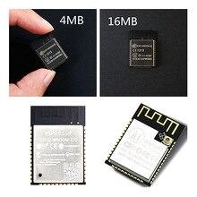 Esp32 series ESP WROOM 32 wrover a1s wifi + bluetooth 4.2, cpu dual core mcu de baixa potência 2.4g