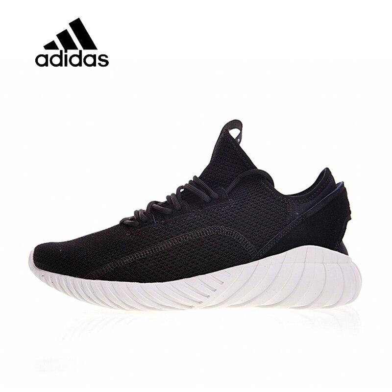 Adidas Tubular Doom носок Primeknit для мужчин's женщин кроссовки Спорт на открытом воздухе спортивная обувь дизайнер 2018 Новое поступление BY3563