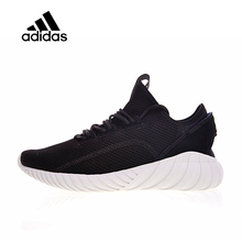 low priced 12356 0b522 Adidas Tubular Doom de calcetín Primeknit de los hombres de las mujeres  Zapatos de deporte al