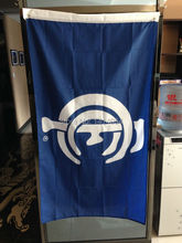 Carlton Blues Flag 150X90CM AFL 3X5FT Banner 100D Polyester grommets custom009, free shipping