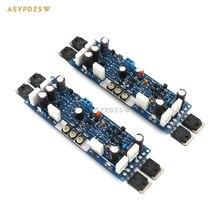 2 PCS Audio L12-2 power amplifier board 2 Channel ultra-low distortion amplifier classic AMP board