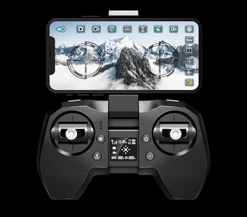 HD Dual Camera 5G WiFi FPV Brushless