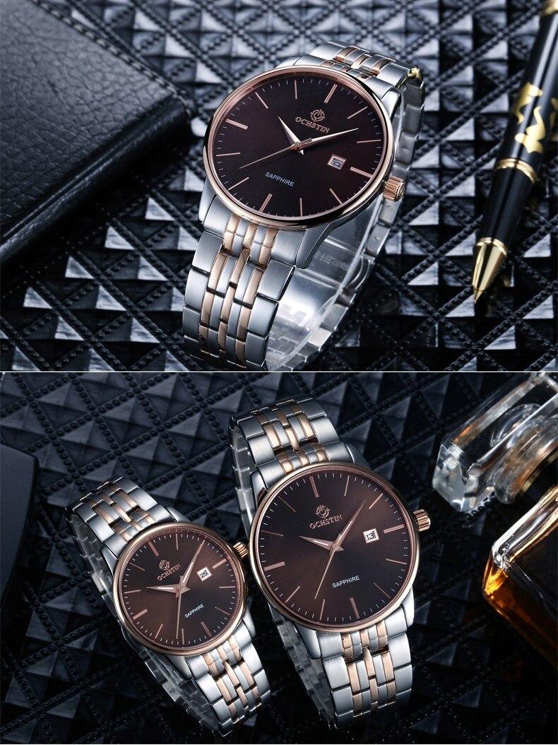 Das Senhoras Dos Homens Relógios Top Marca