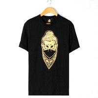 Streetwear t Shirt Men Short Sleeve New Summer Psychedelic Funny Erkek Tshirt Horror Joker Harajuku Camisetas Hombre Tops Tx723