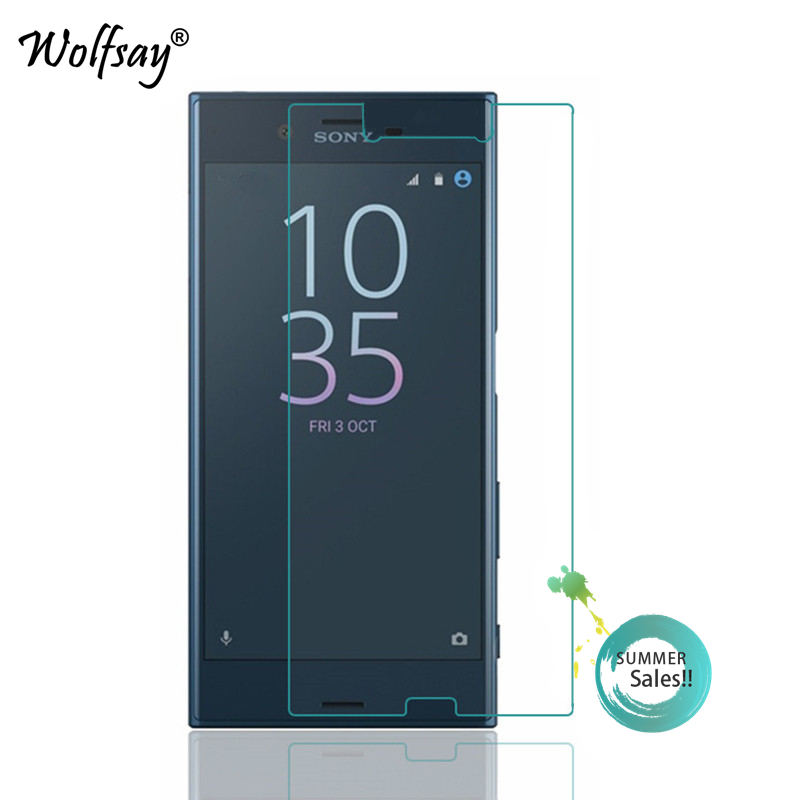 2pcs Tempered Glass For Glass Sony Xperia XZ F8332 Screen Protector for Sony Xperia XZ Glass for Sony Xperia XZs Protective Film