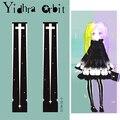 Princesa dulce lolita medias japonés cruz única nebulosa medias hasta la rodilla GXW31