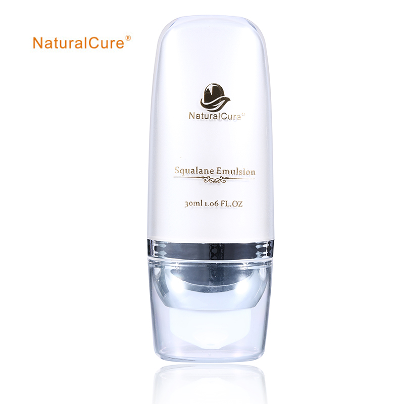 NaturalCure squalane emulsion, shrink pores, restore cells, brighte and whiten skin, enhance the endurance of skin