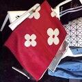 180x65 cm Lenços de Cashmere para As Mulheres Da Moda Floral Cachecol De Lã Bandanas Feminino Inverno Quente Nova Marca