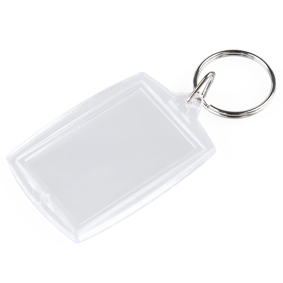 10pcs transparent blank insert photo picture frame key ring split 10pcs transparent blank insert photo picture frame key ring split keychain in key chains from jewelry accessories on aliexpress alibaba group jeuxipadfo Choice Image