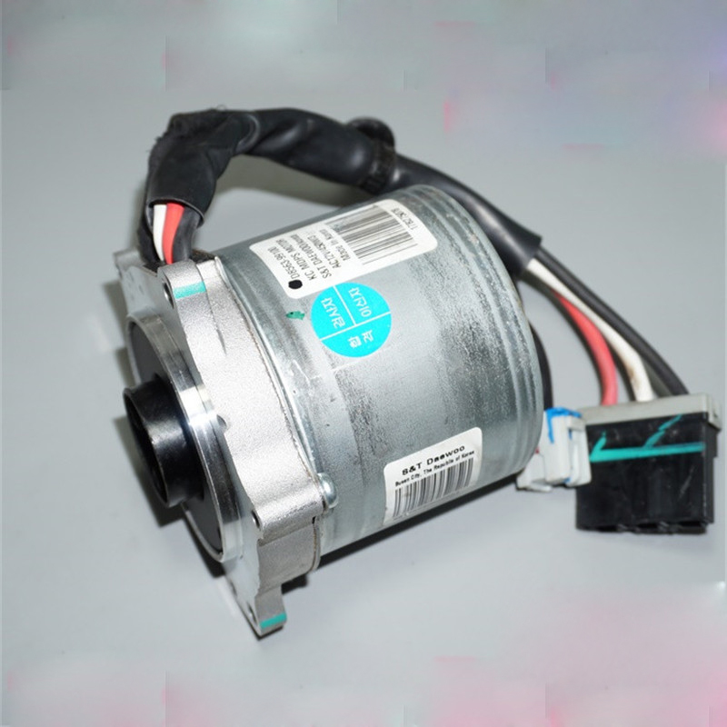 12V 450W 4300rpm Korean high power DC brushless motor with Hall low speed neodymium magnetic power thruster for Scooter boat