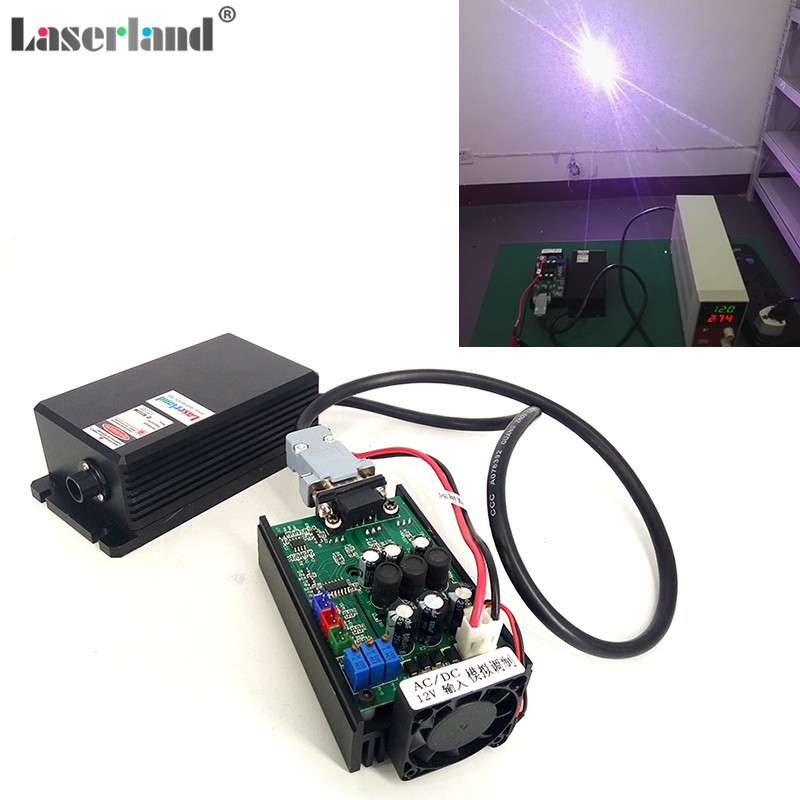 RGB 2000mW 2w White Laser Module Analog Full-color Laser Module стоимость